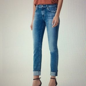 Citizens of Humanity Jazmin Ankle cuffed slim jean